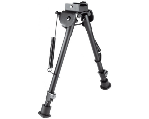 Aim Sports Medium Spring Tension Rail Mounted Bipod (BPST2)