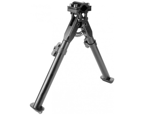 Aim Sports Universal Barrel Mounted Clamp Style Bipod (BPUNIS)