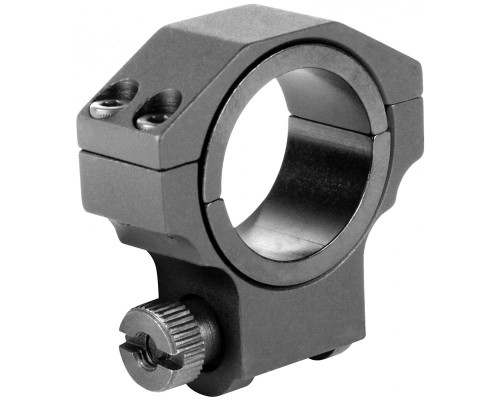 """Aim Sports Low 30mm Ring Scope Mount w/ 1"""" Insert For Ruger (QR01)"""