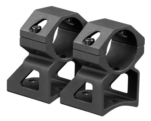 "Aim Sports 1"" High Ring Scope Mounts For Ruger 10/22 (QR22-1)"