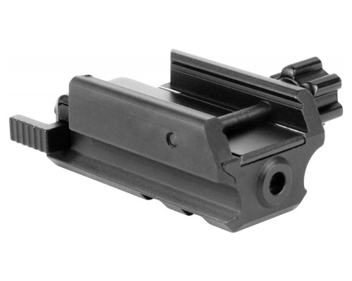 Aim Sports 5MW Pistol Rail Mounted Laser Sight - Green (LG006)