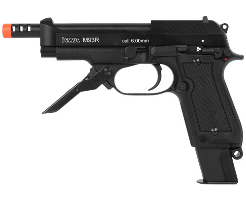 KWA Gas Blow Back Airsoft Pistol - M93R
