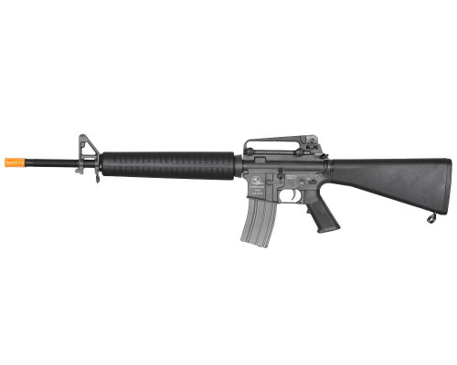 Classic Army Electric Airsoft Rifle - Sportline M15A4 Value Package