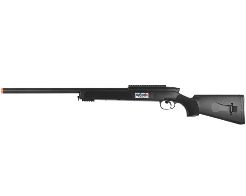 Swiss Arms Spring Airsoft Rifle - Black Eagle M6 Sniper (28751)