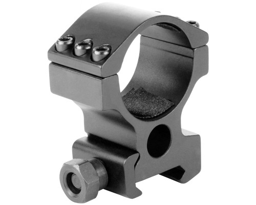 "Aim Sports High 30mm Weaver Rail Ring Scope Mount w/ 1"" Insert (QW30WS)"