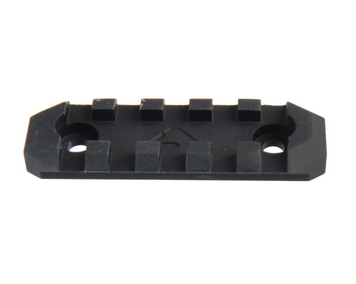Aim Sports M-Lok Picatinny Rail Mount Section - 5 Slot (MLRS1)