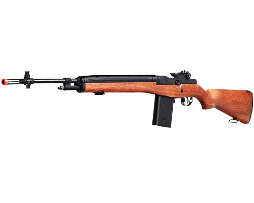 Echo1 Electric Airsoft Rifle - M14 Wood Full Metal (JP-46W)