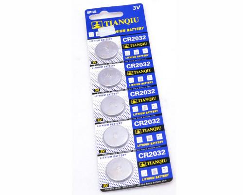 Valken Energy Battery - Lithium 3V CR2032 (5 Pack) (V113402)