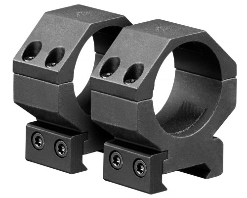 Aim Sports Medium 30mm Weaver Rail Ring Scope Mount (QWN3M)