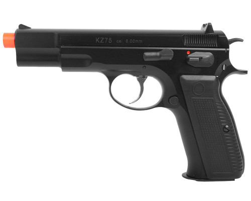 KWA Gas Blow Back Airsoft Pistol - KZ75