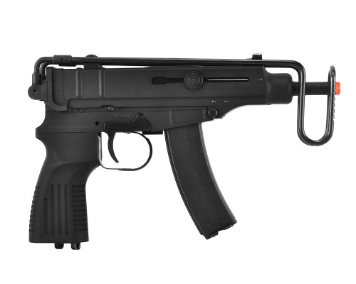 KWA Gas Airsoft Sub Machine Gun - KZ 61 Skorpion