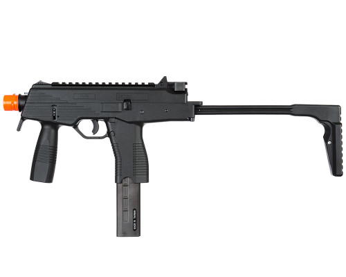 KWA Gas Airsoft Sub Machine Gun - KMP9 (Black)
