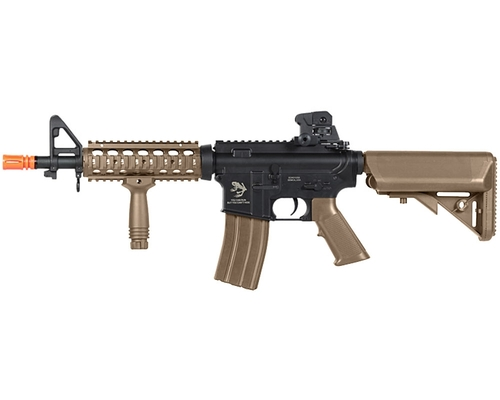 Echo1 Electric Airsoft Rifle - M4 ST6 - Tan (JP96)