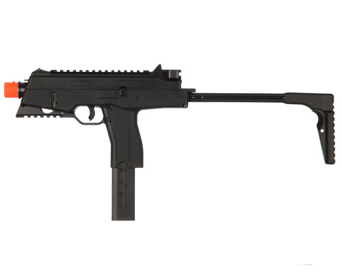 KWA Gas Airsoft Sub Machine Gun - KMP9R (Black)
