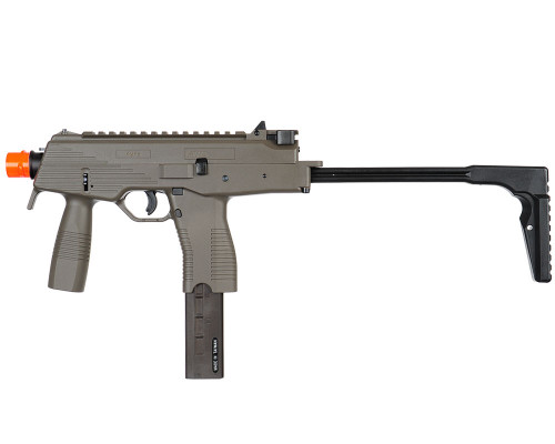 KWA Gas Airsoft Sub Machine Gun - KMP9 (Ranger Grey)