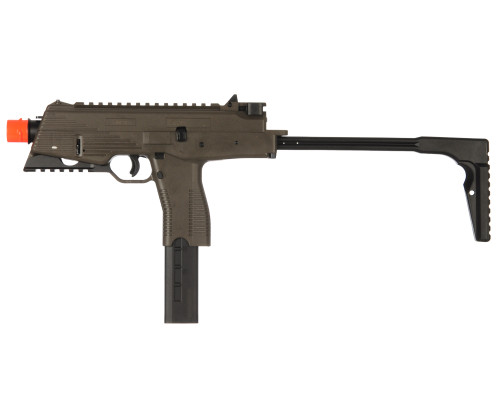KWA Gas Airsoft Sub Machine Gun - KMP9R (Ranger Grey)