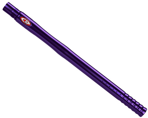 Custom Products 1 Piece Barrel - 12 Inch Purple Polished