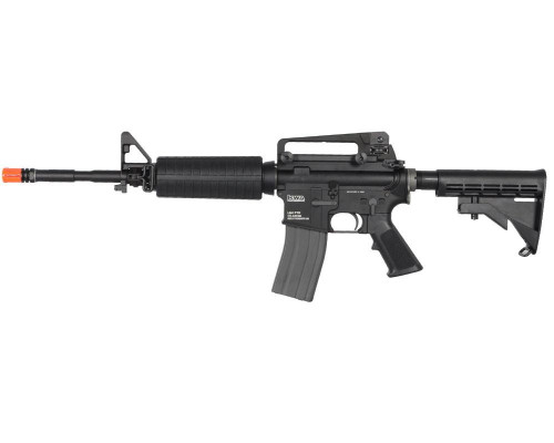KWA Gas Blow Back Airsoft Rifle - LM4 LTR