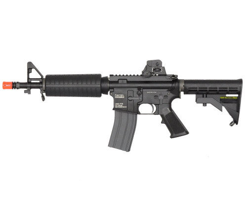 KWA Gas Blow Back Airsoft Rifle - LM4C PTR