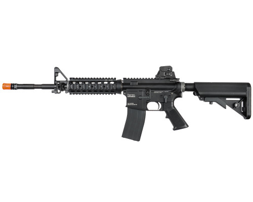 KWA Gas Blow Back Airsoft Rifle - LM4 RIS PTR