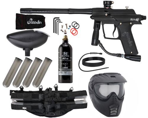 Azodin Gun Package Kit - Blitz 4 - Epic