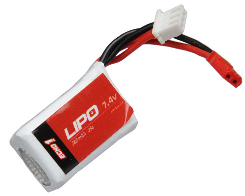 Echo 1 Airsoft Battery - LiPo 7.4v 260mAh (35C)