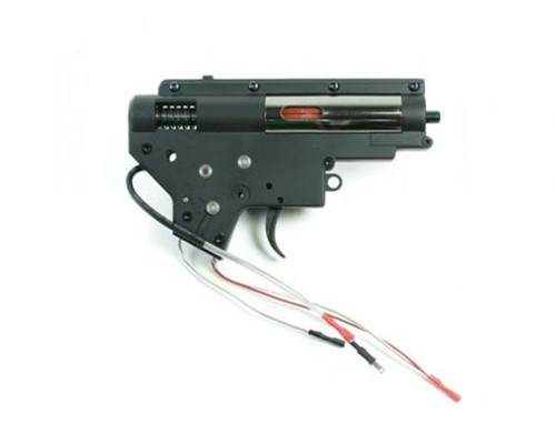 Echo 1 Airsoft Part - Complete Gear Box & MOSFET For M16