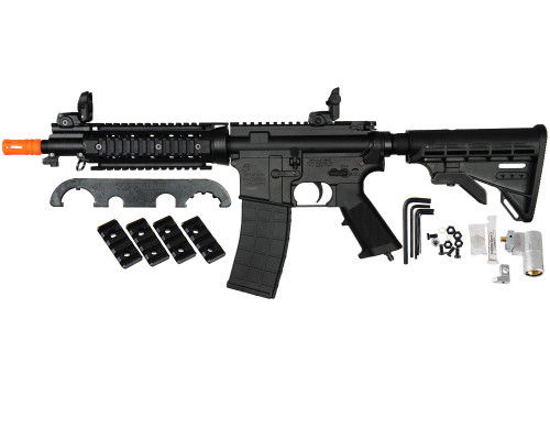 Tippmann Gas Airsoft Rifle - M4 CQB