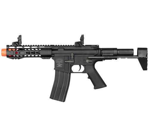 Valken Electronic AEG Airsoft Rifle - Tactical Alloy Series PDW