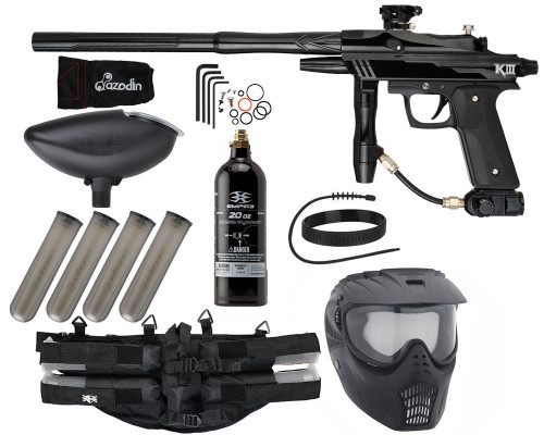 Azodin Gun Package Kit - KDIII - Epic