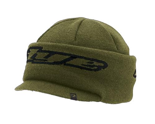 Dye Men's Casual Beanie - Army Op's w/ Brim (Camo)