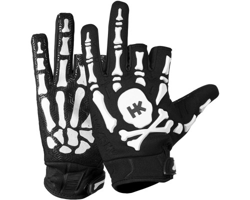 HK Army Gloves - Bones