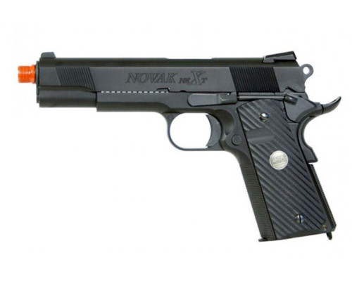 SOCOM Gear Gas Blow Back Airsoft Hand Gun - Novak Next 1911