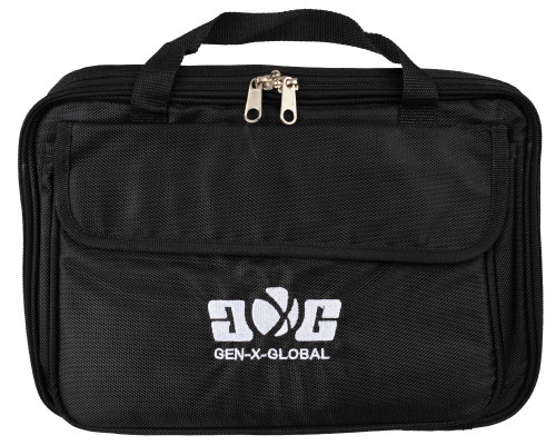 Gen X Global Paintball Pistol Bag (Black)