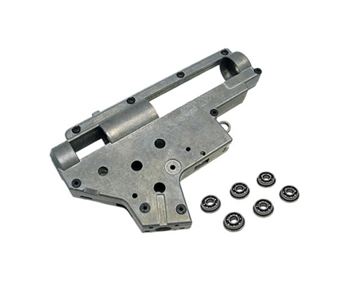 King Arms Airsoft Part - V2 8MM Gear Box For M4/M16