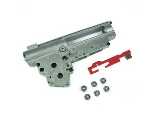 King Arms Airsoft Part - V2 9MM Bearing Gearbox For SM