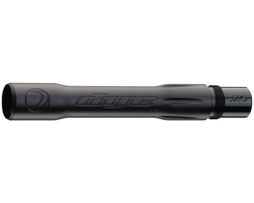 Dye Ultra-lite Paintball Barrel Back - Dust Black