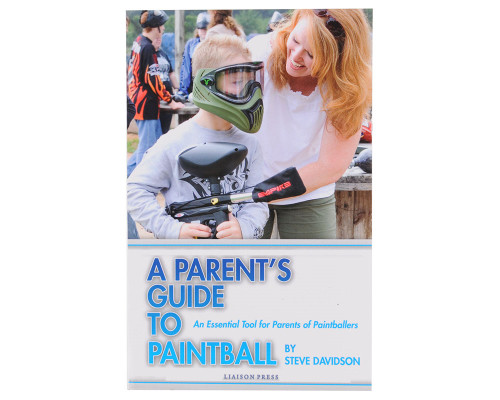 A Parent's Guide To Paintball Book (60100)
