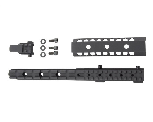 Nitro VO Airsoft Parts - Rail Sleeve For M4