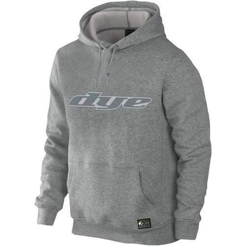 Dye ID Pullover Hoodie Sweatshirt - Gunmetal