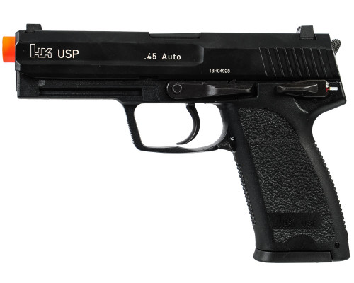 H&K Gas Blow Back Airsoft Hand Gun - USP Competition