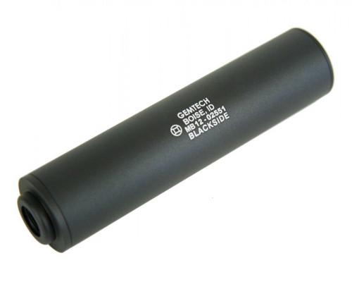 Madbull Gemtech Blackside Mock Suppressor Barrel Extension (CCW)