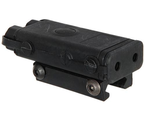 Bravo Airsoft Flashlight & Laser - P10 (Black)