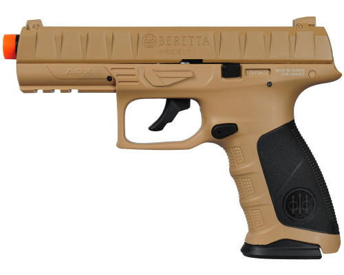 Beretta CO2 Blow Back Airsoft Hand Gun - APX