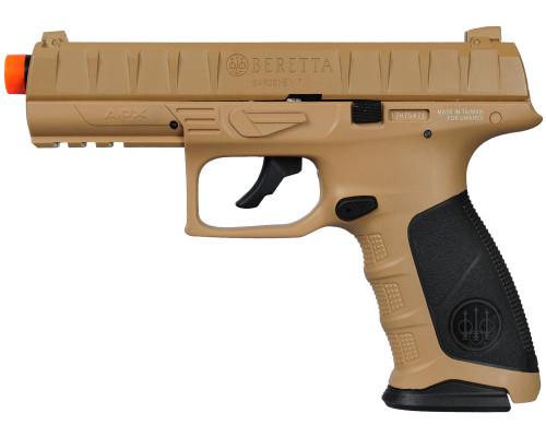 Beretta CO2 Blow Back Airsoft Hand Gun - APX