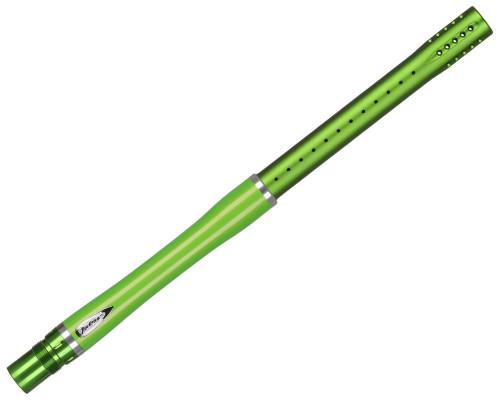 Dye Glass Fiber 15 inch Autococker Boomstick Barrel - Lime