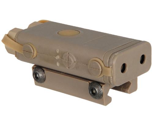 Bravo Airsoft Flashlight & Laser - P10 (FDE)