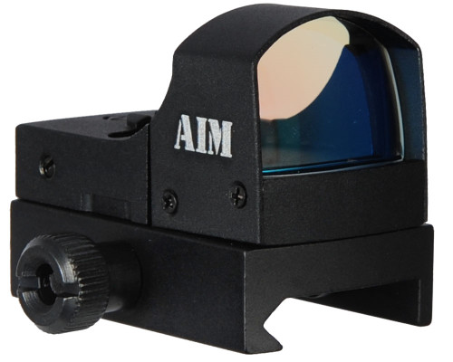 Aim Sports Mini Red Dot Sight (RTA-S) w/ On/Off Switch