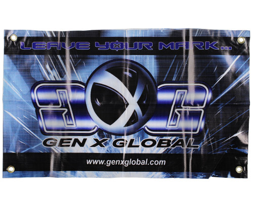 "Gen X Global 58"" x 35"" Banner - Make Your Mark"