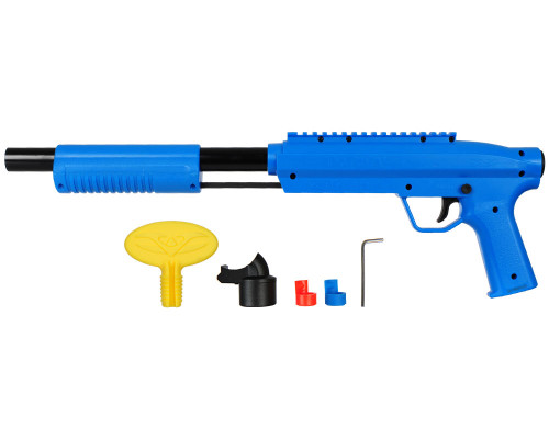 Gotcha - Valken  .50 Caliber Shotgun Paintball Marker - Blue
